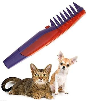 knot out - Peine Eléctrico para Mascotas, para Pelo, Gato o Perro: Amazon.es: Productos para mascotas