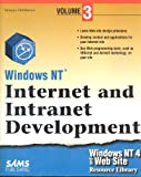 Windows NT Internet and Intranet Development, HETTIWA, 0672309904