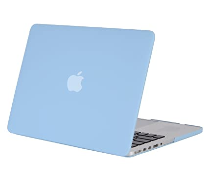 low priced 7281b 1d8ec MOSISO Plastic Hard Shell Case Cover Only Compatible Older Version MacBook  Pro Retina 13 Inch (Model: A1502 & A1425) (Release 2015 - end 2012), Airy  ...