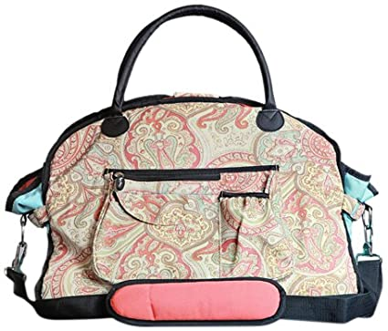 655d2ef095 Image Unavailable. Image not available for. Color  Sassy Caddy Women s  Groovy Fitness Tote Bag ...