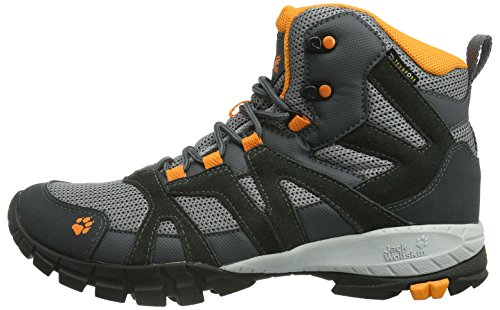 Jack Shoe Waterproof Texapore Mandarin Hiking 11 Sizes orange Wolfskin Mid Mens 7 Volcano 1axFI1wr