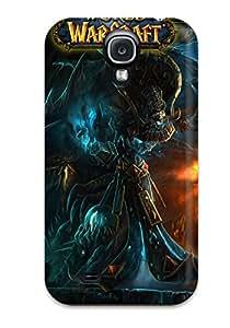 Best Excellent Design World Of Warcraft Phone Case For Galaxy S4 Premium Tpu Case