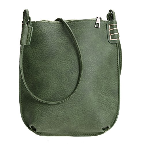 Gowind6 à l'épaule pour Vert à Sac porter Green femme AHqZwA
