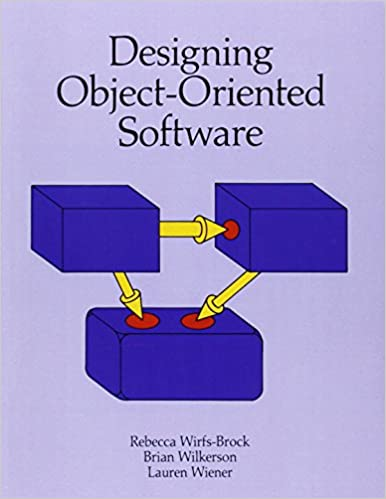 Designing object oriented software rebecca wirfs brock brian designing object oriented software 1st edition malvernweather Choice Image