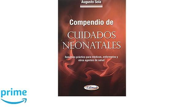 Amazon.com: Compendio de Cuidados neonatales (Spanish Edition ...