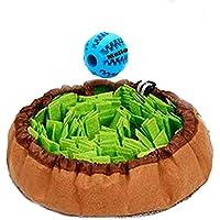 Meilo Voedende matten voor honden, hond snuiftapijt, interactief speelgoed voor honden, Snuffle Mat voor honden, hond…