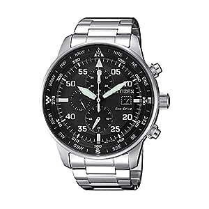 Citizen Mens Eco-Drive Chronograph Watch CA0690-88E