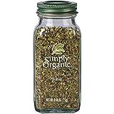 Simply Organic Sweet Basil Leaf, Cut & Sifted, Certified Organic | 0.54 oz | Ocimum basilicum