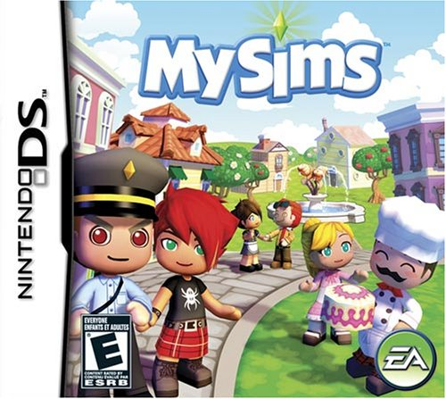 MySims - Nintendo DS (Outlet Clothing Is Good Life)