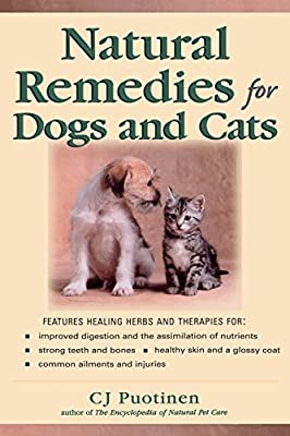 Natural Remedies For Dogs And Cats by McGraw-Hill Education