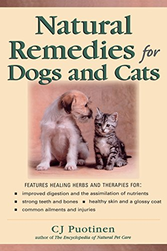 Natural Remedies For Dogs And ()