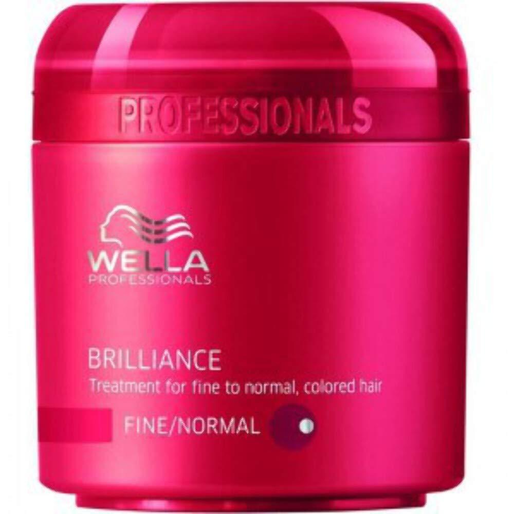 Wella Brilliance Mask Fine/Normal Hair 150 Ml - 150 ml