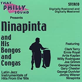 Ninapinta And His Bongos And Congas I Cant Get No Satisfaction A Lovers Concerto