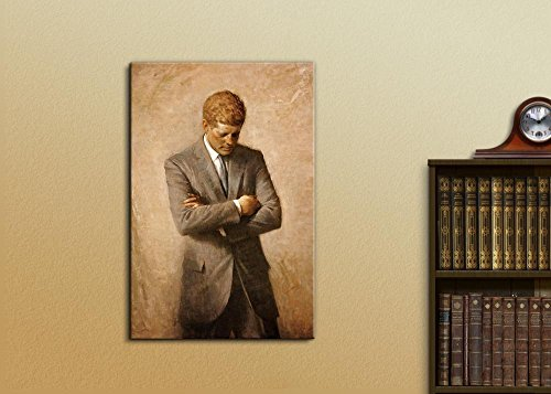 Portrait of President John F Kennedy Wall Decor