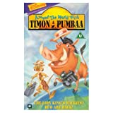 Timon and Pumbaa [VHS]