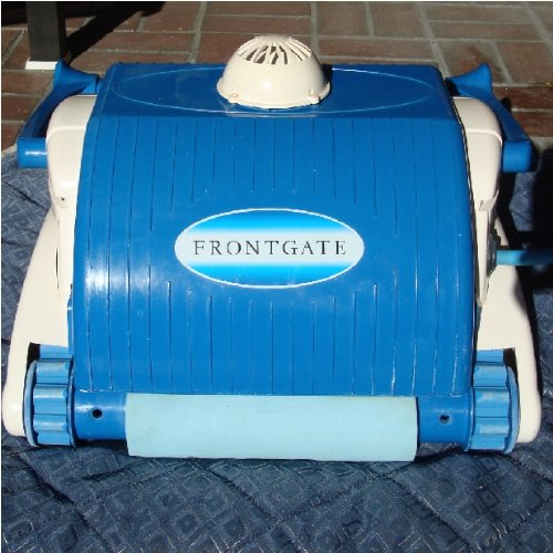 Frontgate Discontinued Pool Robot - comparable to Dolphin Advantage
