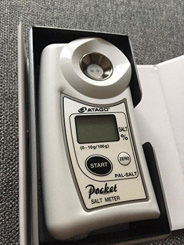 Atago 3850 PAL-RI Digital Hand-Held Pocket Refractive Index Refractometer Refractive Index 1.3306 to 1.5284nD