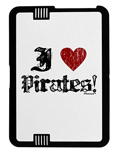 [TooLoud I Heart Pirates Kindle Fire HD 7 2nd Gen Cover] (Somali Pirate Costume)