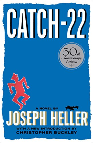 'Catch-22' is Joseph Heller's scathing, circuitous, and comedic take on post-WWII America.