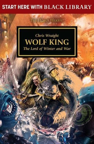 Wolf King (Black Library Summer Reading)