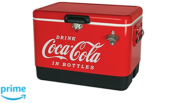 Koolatron Coca Cola ccic-54 Hielo Pecho: Amazon.es: Coche y moto