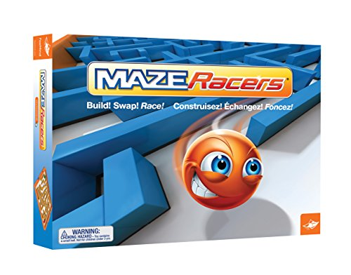 Maze Racers Game by FoxMind Games