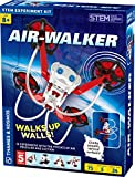 Thames & Kosmos Air-Walker Gravity-Defying Wall-Walking Robot Science Experiment Kit, 5 Robotic Models for Ages 8+