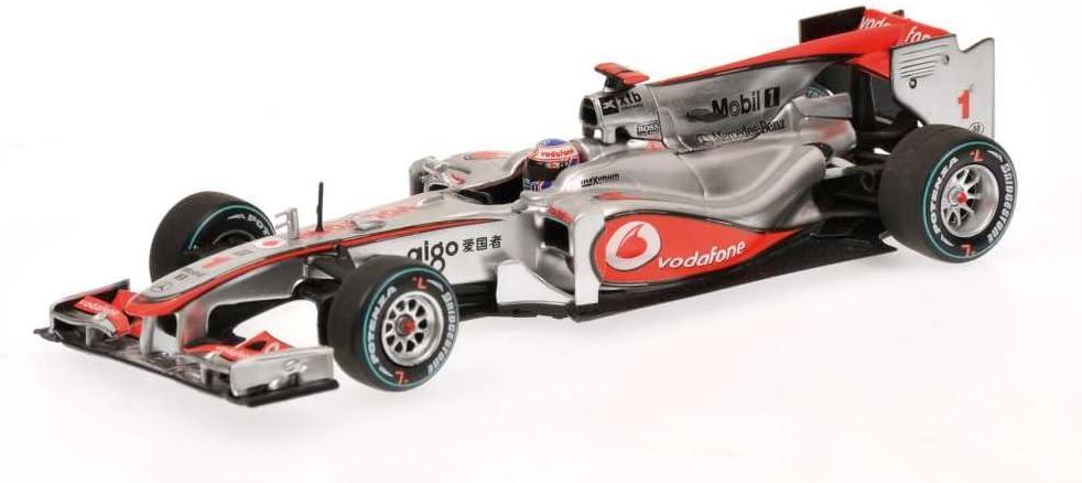 Button Winner GP Australia 2010 Formula 1 Scala 1:43 Minichamps 530104311 Modellino Mclaren Mp4-25 J