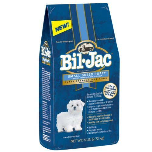 Bil Jac Small Breed Dog Food Reviews