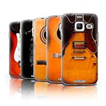 STUFF4 Phone Case / Cover for Samsung Galaxy J1 Nxt/Mini / Multipack (6 Designs) / Guitar Collection