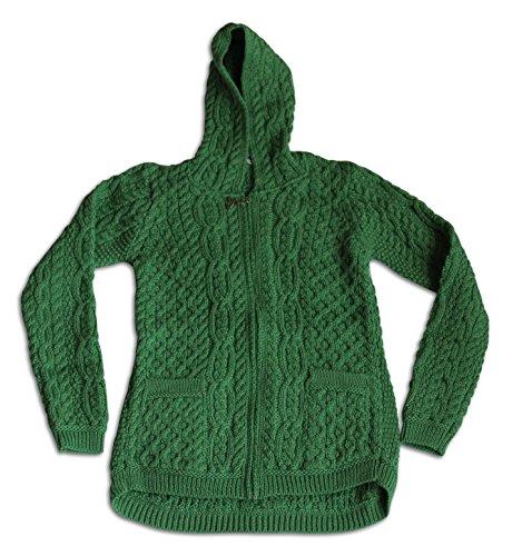 West End Knitwear - Cárdigan - para mujer Verde