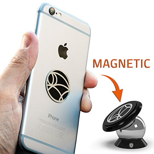 HAQB Design Smart Magnetic Car Mount Cell Phone Holder | Universal Design |  Car, Home
