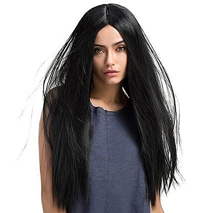 Negro Accesorios De Peinado Mufly 26 66 Cm De Las Mujeres Peluca