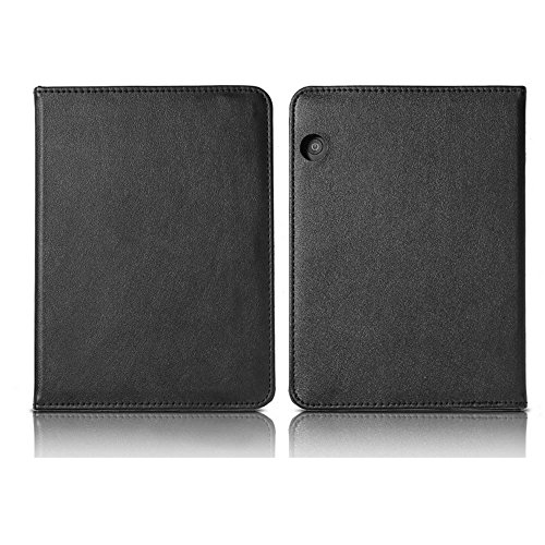 Eastlion Lightweight Durable Cover Case Business Man for Kindle Paperwhite1/2/3 Black by Eastlion