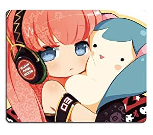 Vocaloid Megurine Luka Hatsune Miku Toy Anime Gaming Mouse Pad