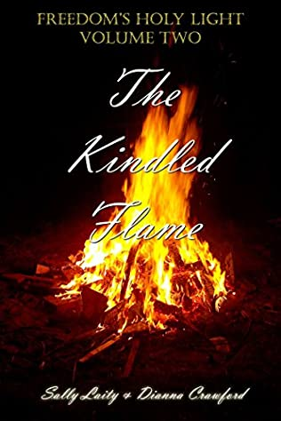 book cover of The Kindled Flame