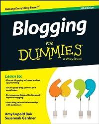 Blogging For Dummies