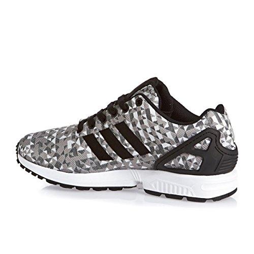 Pour Weave Gris Flux Sneaker Zx Adidas Homme OITqPP