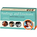 Feelings and Emotions Memory Matching Game