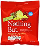 Nothing But Pineapple and Grape Snack 11 g (Case of 8)