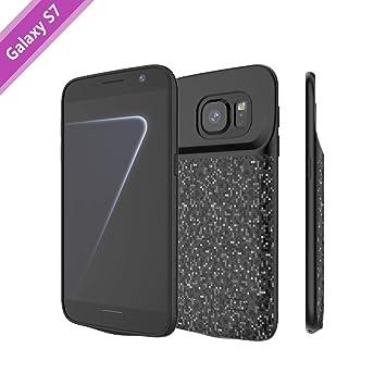 Bahonda - Carcasa para Samsung Galaxy S7, batería Recargable ...