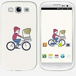 Galaxy S3 case - Skinkin - Original Design : I believe in you by Ale Giorgini