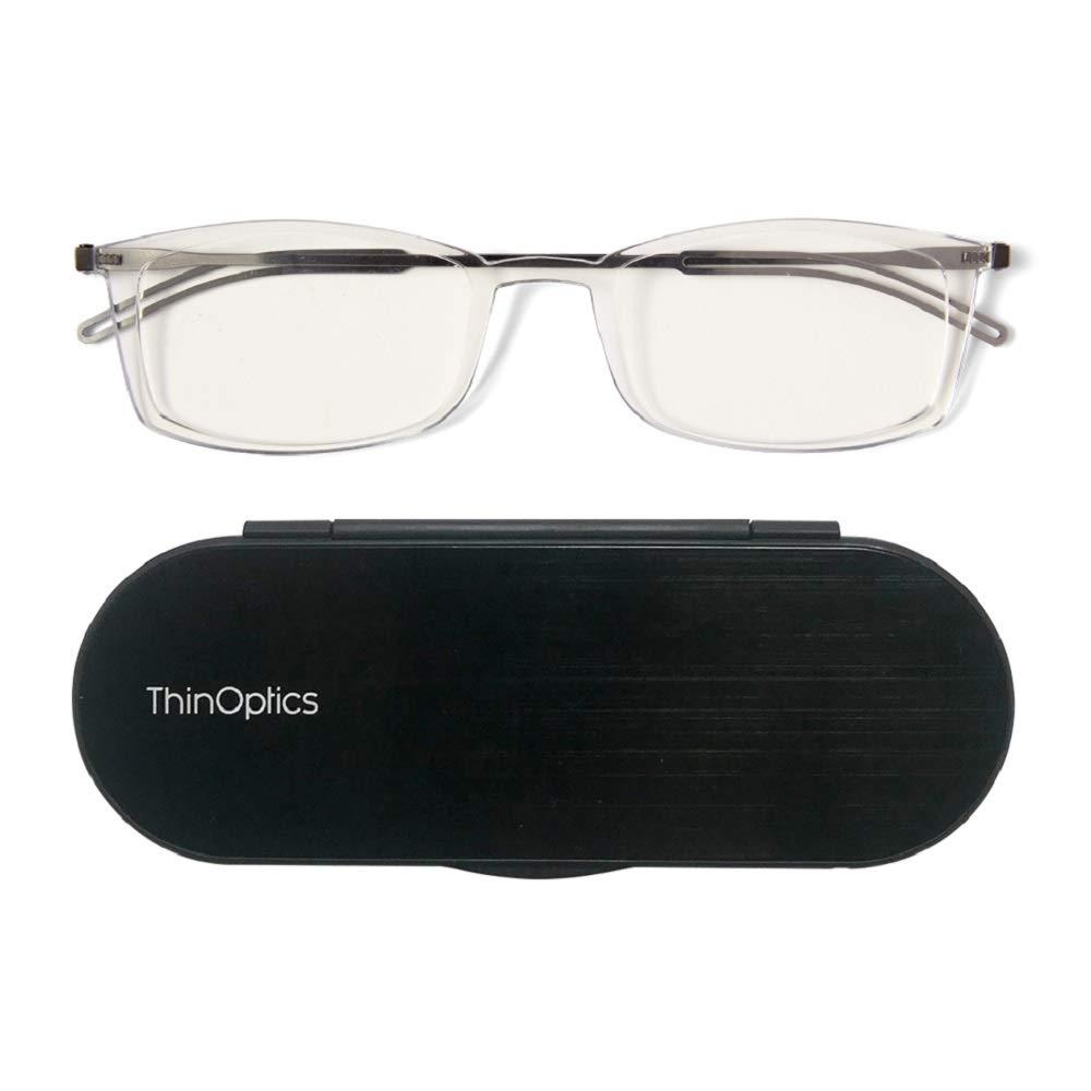 Amazon.com: ThinOptics Manhattan - Gafas de lectura ...