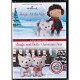 Jingle All the Way and Jingle and Bell's Christmas Star DVD: Hallmark Double Feature