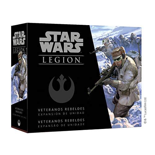 Fantasy Flight Games- Star Wars Legion – Rebel