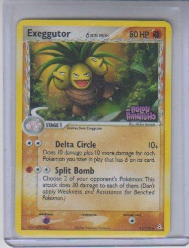 Exeggutor Holo EX Holon Phantoms #41 Photo - Pokemon Gaming