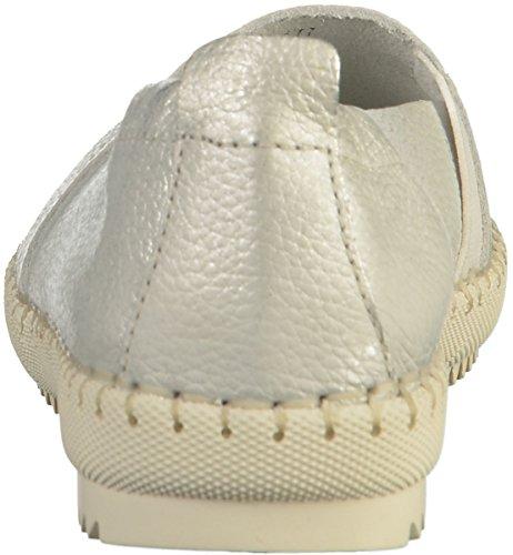 Tamaris 1-24630-30 Pantofola Bianca Bianca