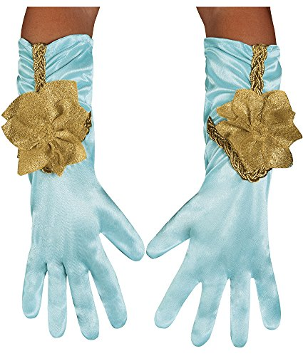 Disguise Costumes Jasmine Gloves, Toddler, Size 6 (Jasmine Toddler Costumes)
