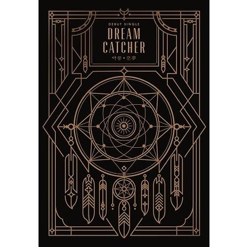 (DREAM CATCHER - [NIGHTMARE] 1st Single Album CD+68p Photobook+1p PhotoCard K-POP SEALED)