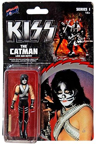 Kiss The Catman Action Figure [Love Gun]